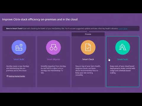 Citrix Workspace Service Overview