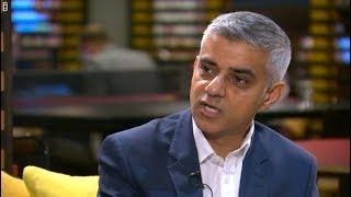 عمدة لندن: ليس من المناسب مد السجادة الحمراء لترامب