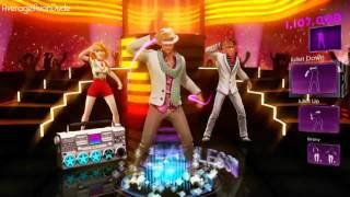 Dance Central 3   Disco Inferno   Hard 100%   5  Gold Stars