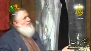 Look at the reaction of Shiekh YUSUF ESTES when thise person attack him_wonderful