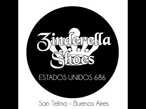 ce053fa3 Zinderella Shoes Zapatos Calzados para mujer Números talles grandes 40.  41.42.43. 44 - YouTube