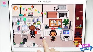 Toca Life: Office Android (Mobil) Gameplay (HANDYCAM)