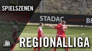 FC Eintracht Norderstedt – SV Meppen (Regionalliga Nord) – Spielszenen   ELBKICK.TV