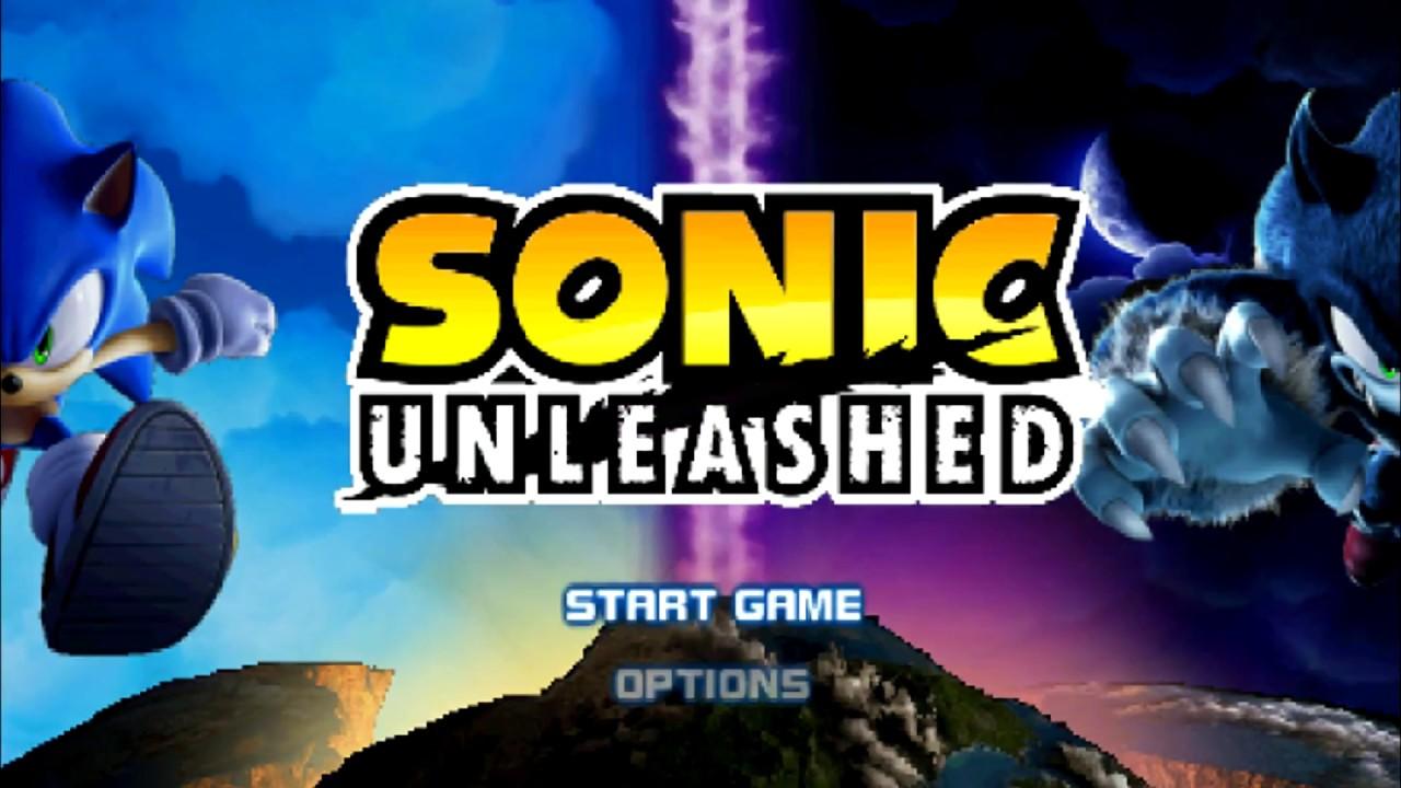 Sonic unleashed 2d gamejolt