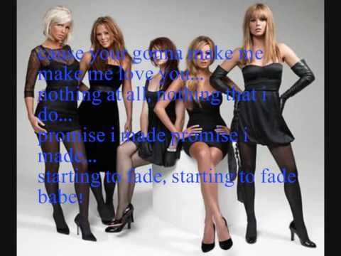 Girls Aloud-The Promise with Lyrics