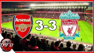 """""""The Five Minutes That Cost Us"""" Liverpool vs Arsenal 3-3 Post Match Reaction #LFC"""