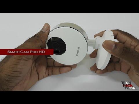 Samsung SmartCam Pro HD Review