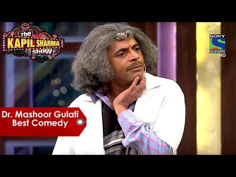 Thumbnail: Dr. Mashoor Gulati Best Comedy | Freaky Ali Special | The Kapil Sharma Show