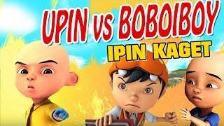 Upin ipin vs Boboiboy , siapa yang menang ? GTA Lucu