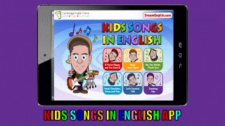 Download Kids Songs in English Mobile App Now!!