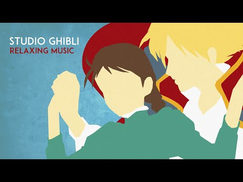 Relaxing Piano Studio Ghibli Complete Collection スタジオジブリ宮崎駿リラクシング·ピアノ音楽