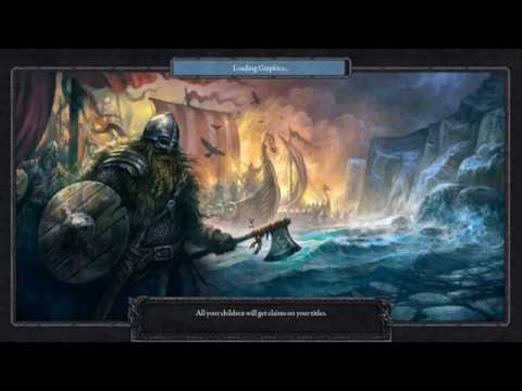 Attila Total War to Crusader Kings 2 Converter (Showing Dynamic Dynasties)