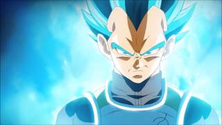 Custom Themes: Super Saiyan Blue Vegeta