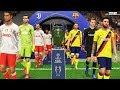 PES 2019 | Barcelona vs Juventus | Final UEFA Champions League | Messi vs Ronaldo | Gameplay PC