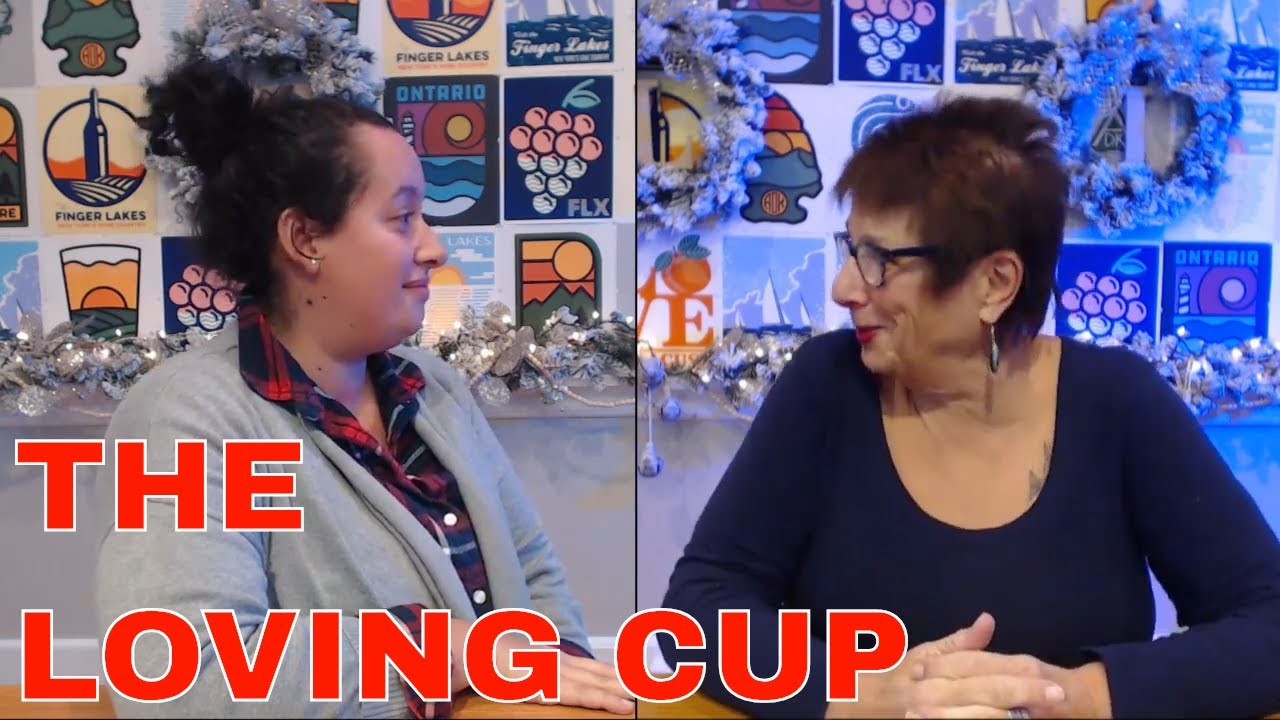 Melina & Regina Carnicelli .::. The Loving Cup 12/7/18