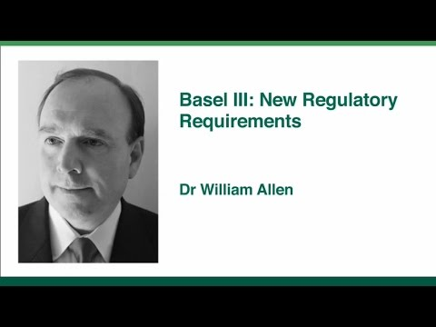 Basel III: New Regulatory Requirements