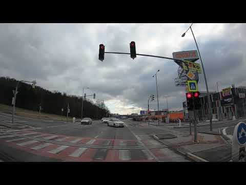 Hodonín to Budapest in Timelapse (GoPro Hero7)