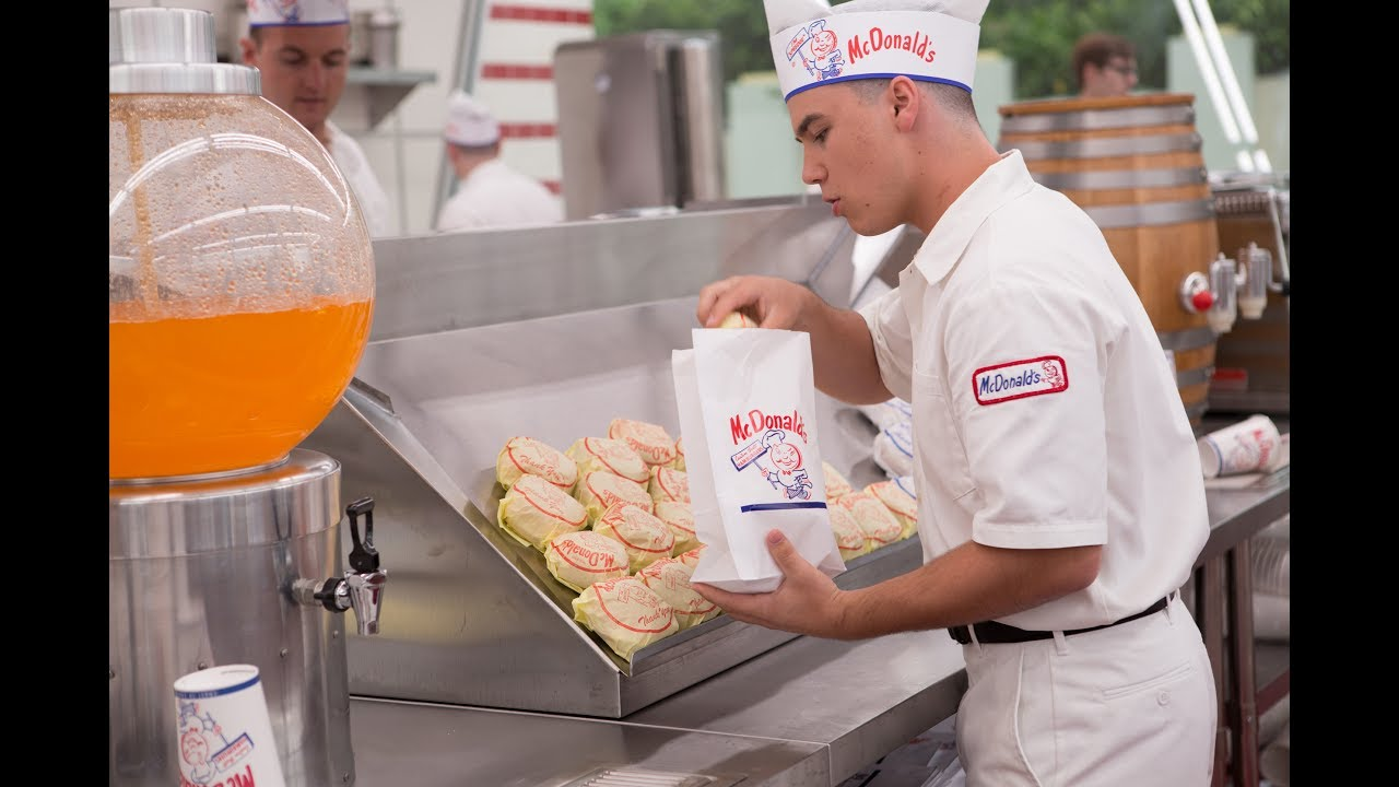 """画像: 〝マクドナルド""""の原点!3Sの秘密が明らかに『ファウンダー ハンバーガー帝国のヒミツ』特別映像 youtu.be"""