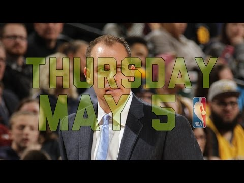 NBA Daily Show: May 5 - The Starters