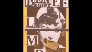 Bene Gesserit ‎- Live In Belgium And Holland