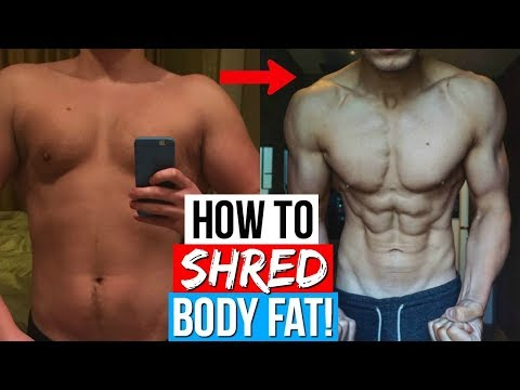 How to Shred Body Fat FAST! | 5 Simple Tips & Tricks