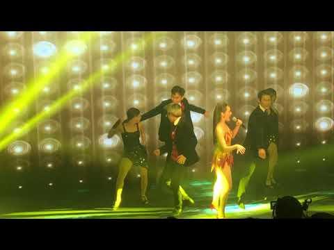 Hoàng Mỹ An (Thuý Nga Paris By Night) trình diễn Dancing All Night trên sân khấu Việt Nam