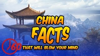 60 Second FACTS About China That Will Blow Your Mind Away!