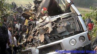 Tamil Nadu bus accident kills 11 in Tirunelveli