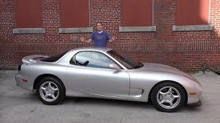 Вот почему Mazda RX-7 90-х годов становится очень дорогой