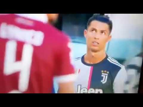 Cristiano Ronaldo és Sarri kapcsolata magáért beszél thumbnail