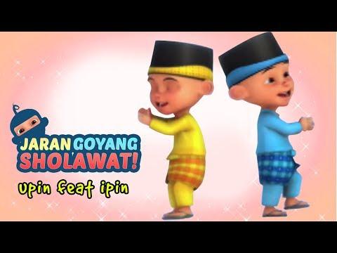 Lagu Jaran Goyang Sholawat Versi Upin Ipin