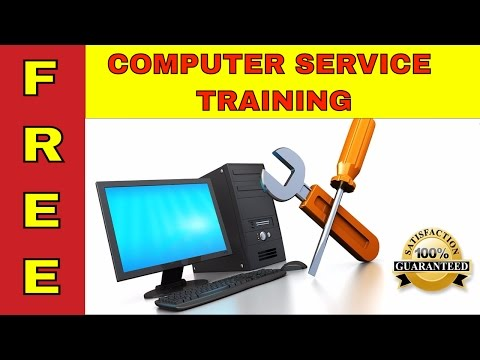 Free Computer service Training   Introduction - Tamil