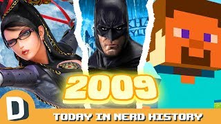 Why 2009 is the Most Important Year for Video Games