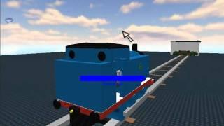 ROBLOX: Thomas arriva alla scena della colazione
