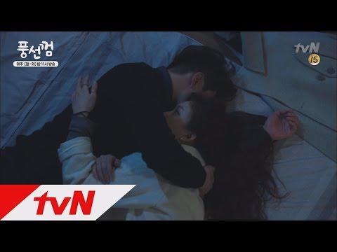 Bubblegum 애틋한 침대 포옹! 힘든 시련 속 서로만이 위로가 되는 이동욱과 정려원 151117 EP.9