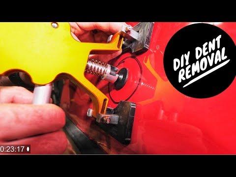 DIY How To Fix Door Dings SUPER EASY! (4K)