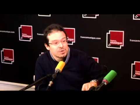 Leonardo Garcia Alarcon la Matinale - 13-05-2013