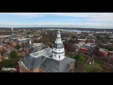 A Day In Annapolis [Drone]