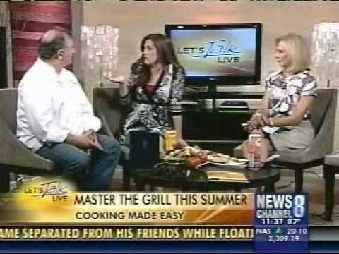Chef Maziar Farivar discusses summer grilling on L...