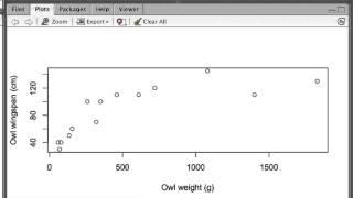 Combining data in R