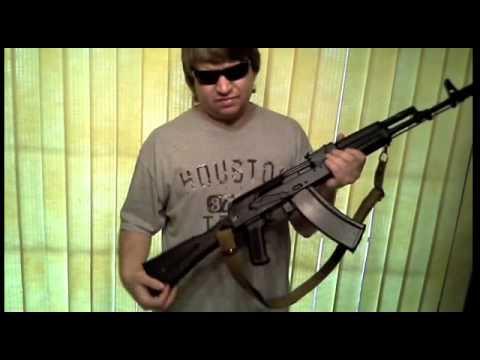 Russian (and Soviet era) AKs