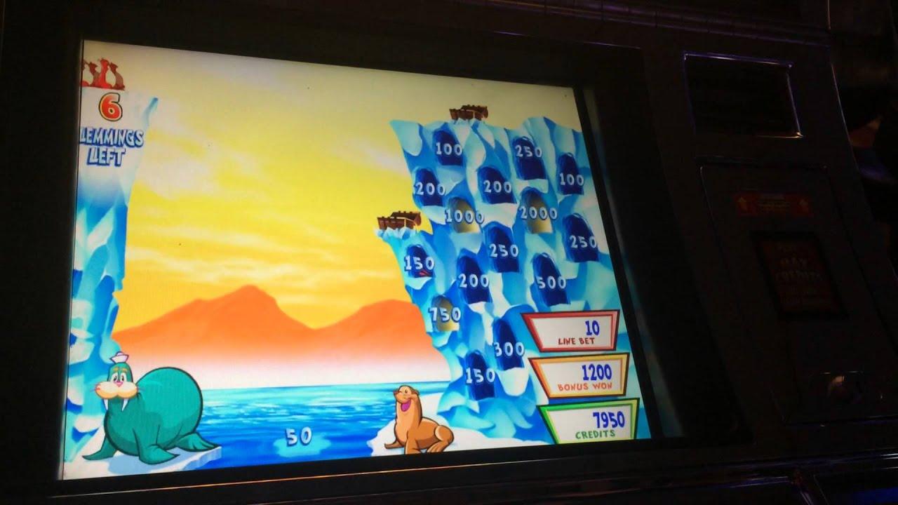 lucky lemmings slot machine online