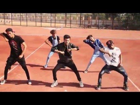 GF BF VIDEO | Sooraj, Jacqueline Hip Hop dance Choreography @ Rahul Rex  Video by M Soni