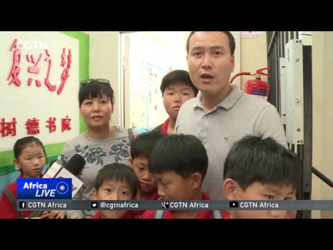 South African school helps locals learn Chinese art and culture