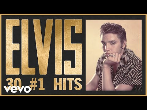Elvis Presley - Love Me Tender (Audio)