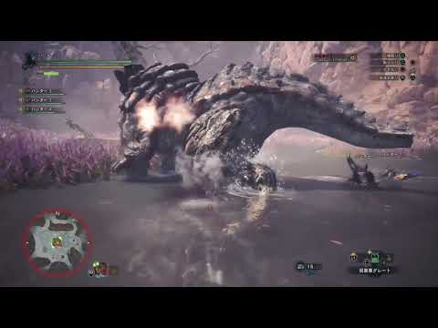 Monster Hunter World - TGS 2017 24 Minutes NEW Gameplay Walkthrough Demo