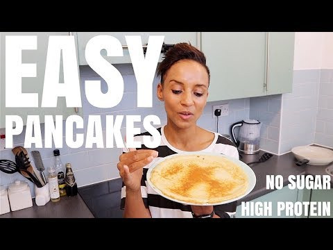 The Best Cottage Cheese Pancakes! | Healthy, Easy & Tasty | 3 Ingredients