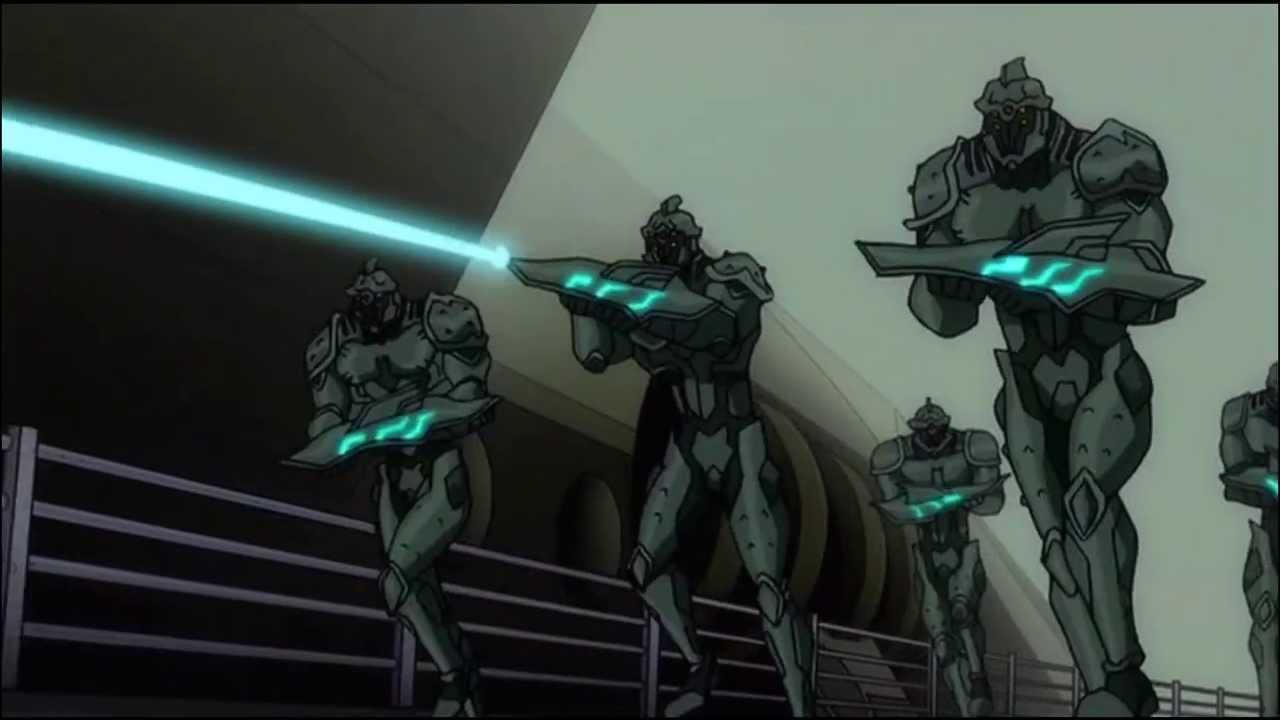 Download The Ravager vs Atlanteans