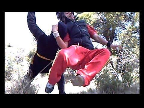 Los Tres Dragones De Occidente Tom Vs Ninja Fight Episode 2 Youtube