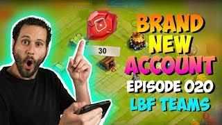 NEW ACCOUNT Episode 20: New Set Up 9 Talent Runes